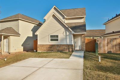 Montgomery Single Family Home For Sale: 16678 E Hammon