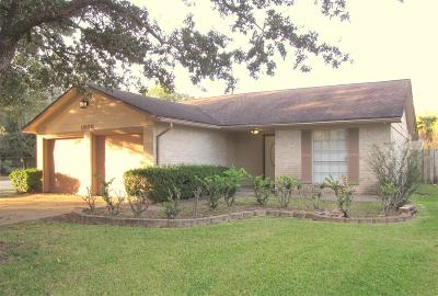 League City Single Family Home For Sale: 1838 Flamingo Drive