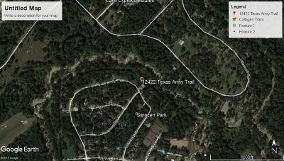 Cypress Residential Lots & Land For Sale: 12422 Texas Army Trail