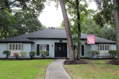 Kingwood Single Family Home For Sale: 3410 Valley Haven Drive