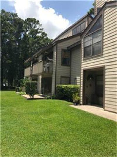 Montgomery Condo/Townhouse For Sale: 12900 Walden Road #420D