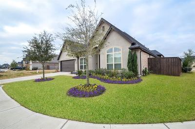 Katy Single Family Home For Sale: 1719 Quail Ridge Drive