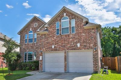 Tomball Single Family Home For Sale: 18722 Dovewood Springs Lane