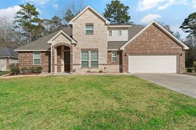 Huffman Single Family Home For Sale: 1219 Commons Waterway Drive