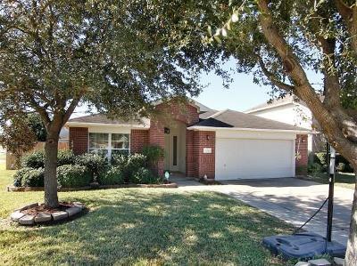 Richmond Single Family Home For Sale: 7338 Wimberly Oaks Lane