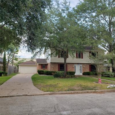 Katy Single Family Home For Sale: 1910 Abby Aldrich Lane NW