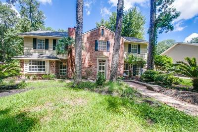 Single Family Home For Sale: 7906 Beaufort Drive
