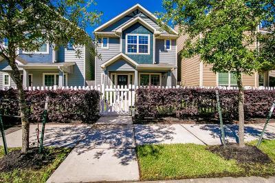 Houston Single Family Home For Sale: 4663 Trembling Forest Lane