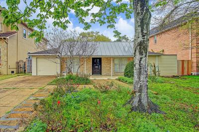 Bellaire Single Family Home Pending: 4524 Maple Street
