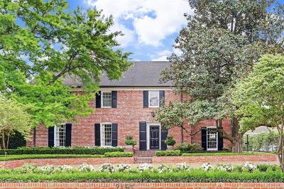 River Oaks Single Family Home For Sale: 2157 Troon Road