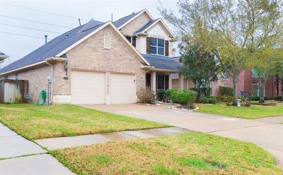 Katy Single Family Home For Sale: 21210 Twisted Willow Lane