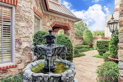 Houston TX Single Family Home For Sale: $1,500,000