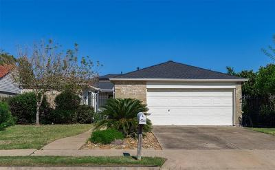 Houston Single Family Home For Sale: 14206 Stokesmount Drive