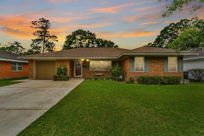 Houston Single Family Home For Sale: 2306 Cheshire Lane