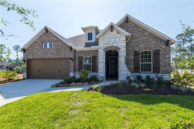 Conroe Single Family Home For Sale: 131 Painted Trillium Drive