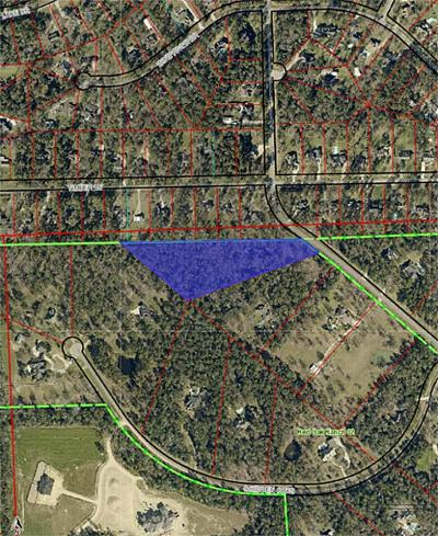 Conroe TX Residential Lots & Land For Sale: $410,000