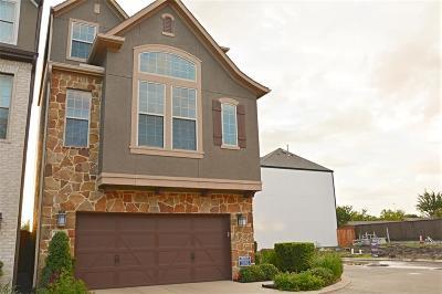 Houston Single Family Home For Sale: 2702 Church Wood Drive