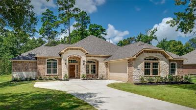 Magnolia Single Family Home For Sale: 7026 Wedgewood Drive