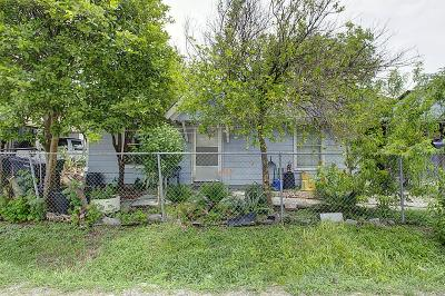 Houston Single Family Home For Sale: 2306 Detering Street