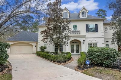 The Woodlands Single Family Home For Sale: 38 Highbush Court