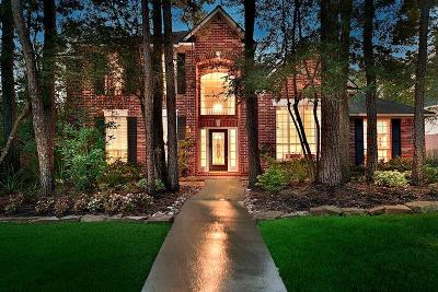 The Woodlands Single Family Home For Sale: 67 Stardust Place