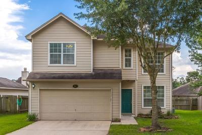 Willis Single Family Home For Sale: 985 Oak Lynn Drive
