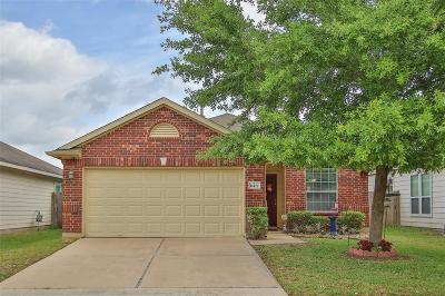 Tomball Single Family Home For Sale: 11422 Edmond Thorpe Lane