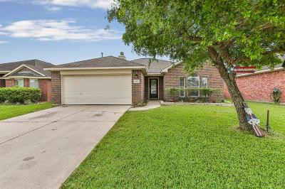 Alvin Single Family Home For Sale: 382 Ward