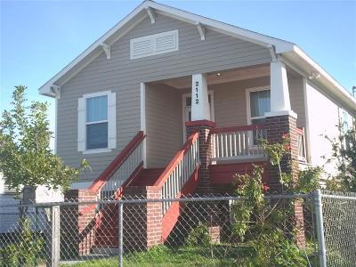 Galveston Rental For Rent: 2112 57th Street