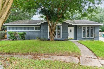 Houston TX Single Family Home For Sale: $174,000