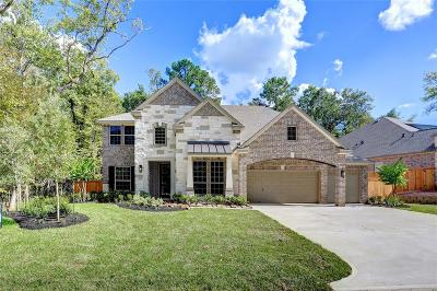 Willis Single Family Home For Sale: 207 Evening Tide Court