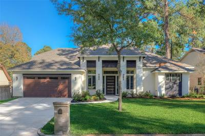 Montgomery Single Family Home For Sale: 3243 Chippers Crossing