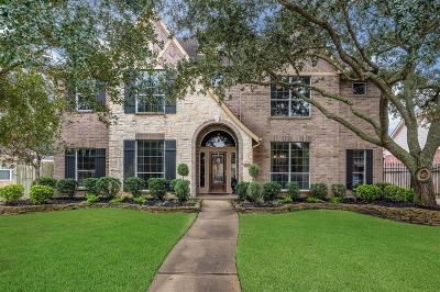 Cypress Single Family Home For Sale: 15823 Pebble Creek Trail