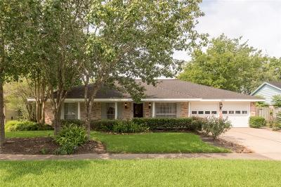 Pearland Single Family Home For Sale: 3210 Churchill Street