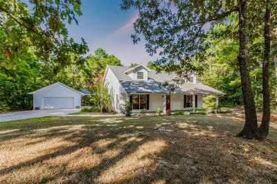 Walker County Single Family Home For Sale: 60 Dogwood Lane