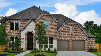 New Caney Single Family Home For Sale: 18802 Newberry Forest Drive