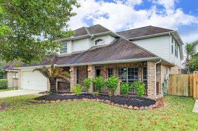 League City TX Single Family Home For Sale: $278,000