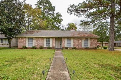 Spring Single Family Home For Sale: 23102 Lestergate Drive
