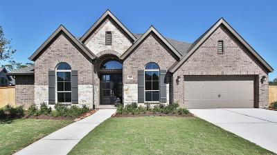 Fulshear Single Family Home For Sale: 30314 Wild Garden Way Court