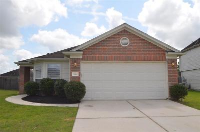 Houston Single Family Home For Sale: 14306 Darrah Drive