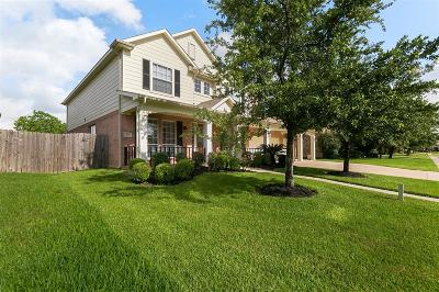 Tomball Single Family Home For Sale: 19111 Austin Bluff Lane