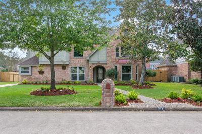 Katy Single Family Home For Sale: 711 Abbotswood Court