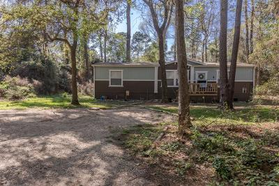 Tomball Single Family Home For Sale: 9905-1 Kleppel Road #1