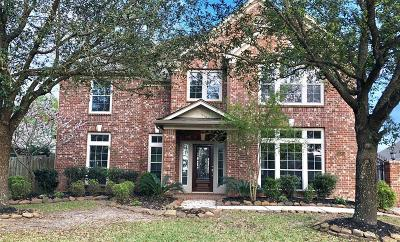 Tomball Single Family Home For Sale: 15814 Arbor Lake Drive