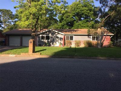 Katy Rental For Rent: 1728 Heights Drive