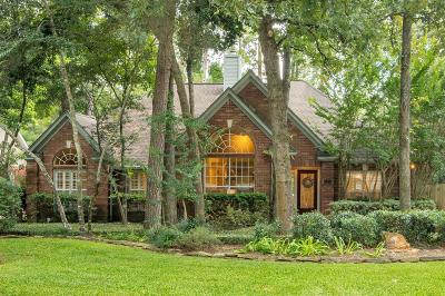 The Woodlands Single Family Home For Sale: 7 Spotted Deer Drive