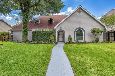 Houston Single Family Home For Sale: 910 Ivy Wall Drive
