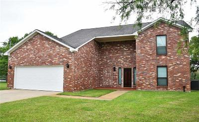 Brazoria Single Family Home For Sale: 351 County Road 416