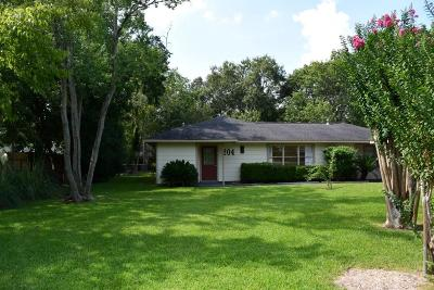 Friendswood Single Family Home For Sale: 204 E Shadowbend Avenue