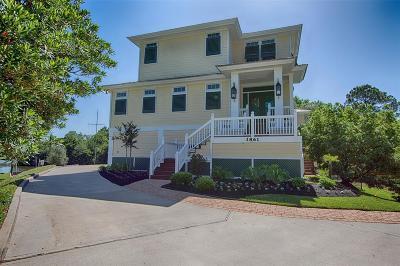 Dickinson Single Family Home For Sale: 3861 Pine Manor Lane